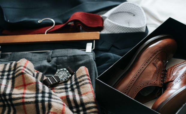 clothing boxes for men